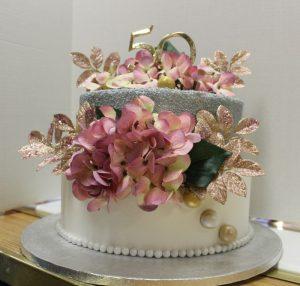 Tripolis Anniversary Cakes