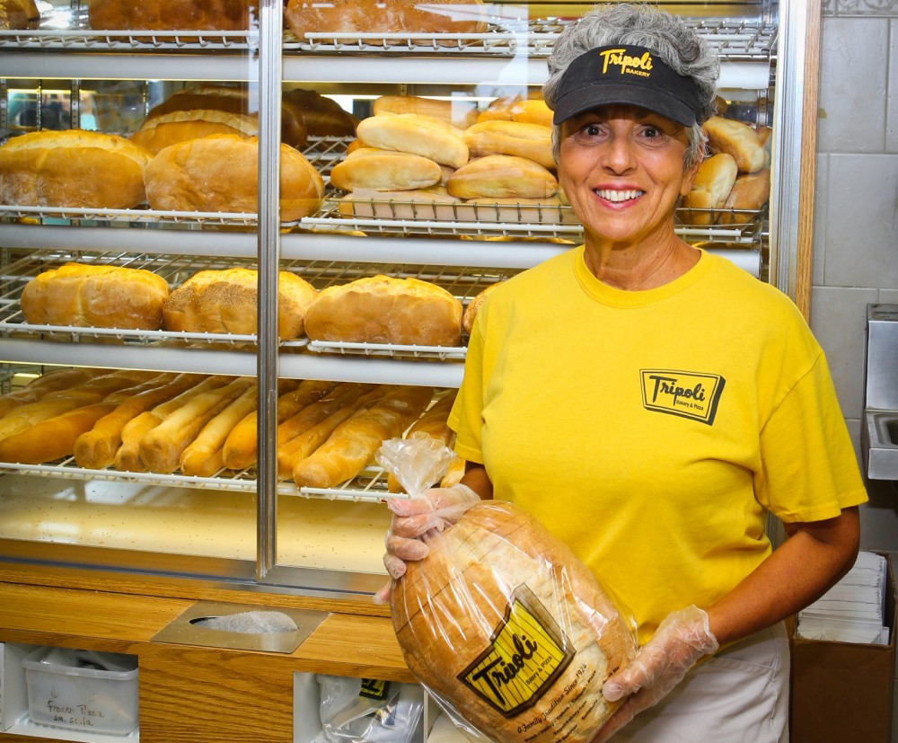 Tripoli Bakery Loaves