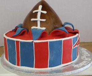 Tripolis Sports Cakes