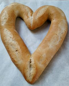 Bake Bread with Love